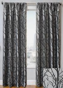 Curtains 120 Element Tree Curtain Drapery Panels