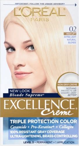 l oreal excellence creme 6 3 light golden brown ebay l oreal excellence creme 02 light 1 kit jet