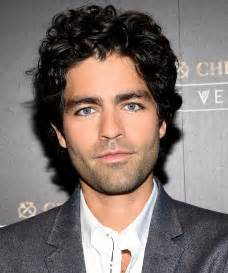 see adrian grenier s new hairdo instyle instyle