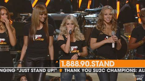 Carrie Underwood Just Stand Up Mp | клип live mariah carey beyonce rihanna carrie