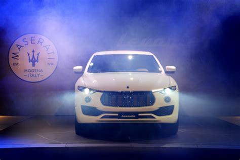 Maserati Starting Price by Maserati Levante Uk Starting Price Confirmed Car