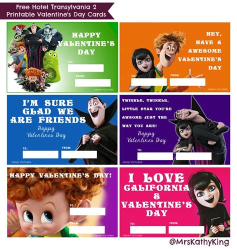 s day sequel free hotel transylvania 2 printable s day cards