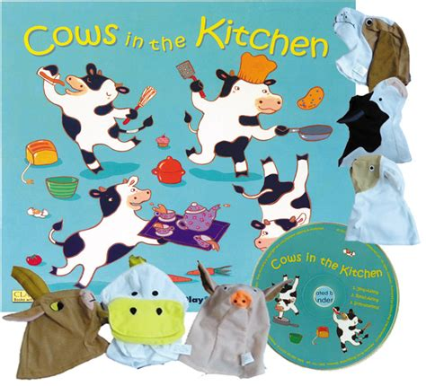 Cows In The Kitchen Story by Child S Play