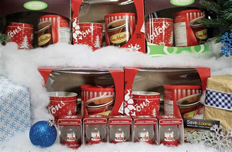 Tim Hortons Giveaway - tim hortons gift set winners savealoonie s 5th annual 12 days of giveaways