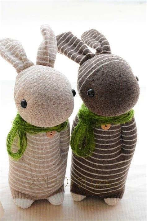 grace 217 218 sock domy rabbit my own sock dolls