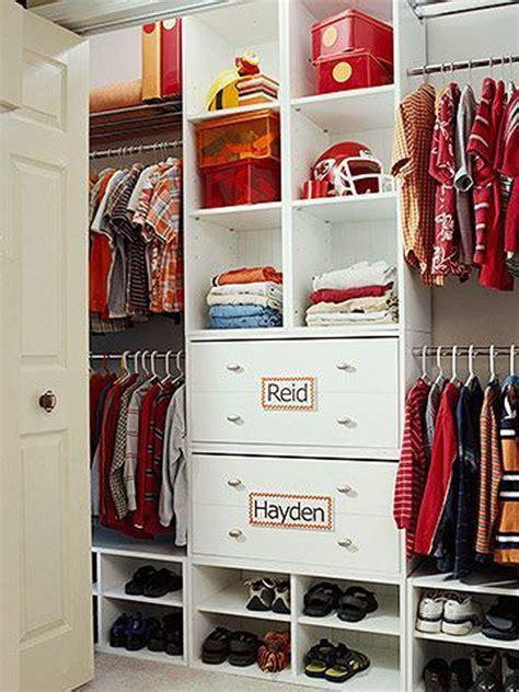 practical kids closet ideas homemydesign