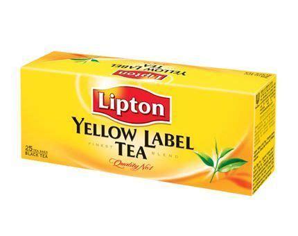 Teh Lipton Yellow Label lipton yellow label from poland lipton yellow label manufactory ypp sp z o o