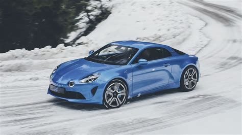 alpine a110 2018 alpine a110 premiere edition top speed