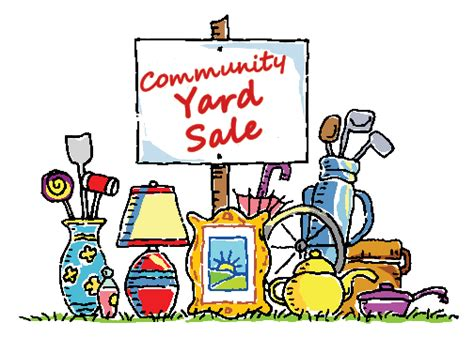 Community Garage Sale by Uptown Update May 2014