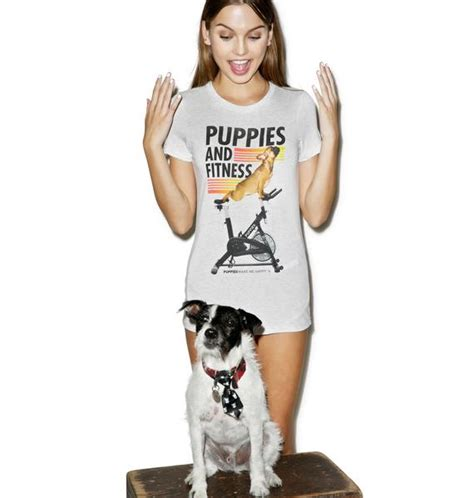 puppies and fitness puppies make me happy puppies and fitness dolls kill
