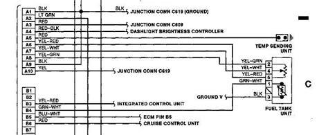 1993 wiring diagram gas guage 29 wiring diagram images