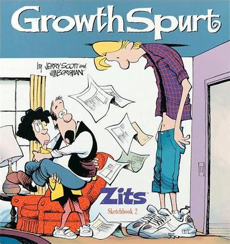 zits sketchbook zits 2 growth spurt zits sketchbook 2