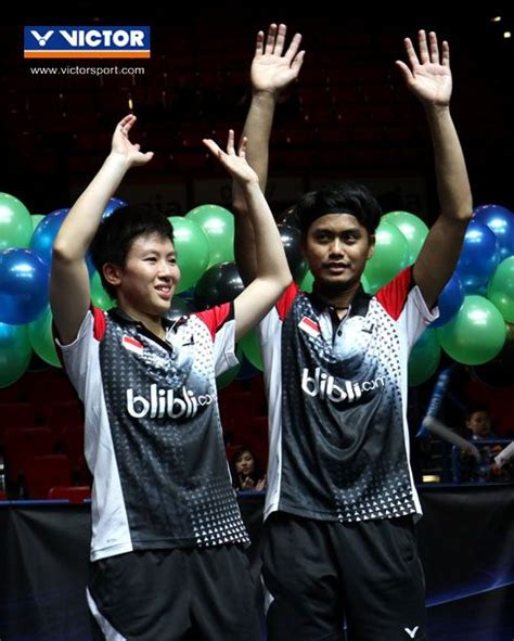 Raket Victor Liliyana Natsir victor world tour guide indonesia open superseries