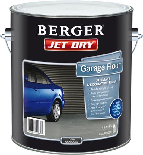 Berger Garage Floor Paint product detail