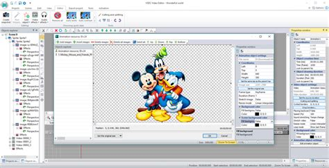 x edit layout editor software vsdc free video editor download