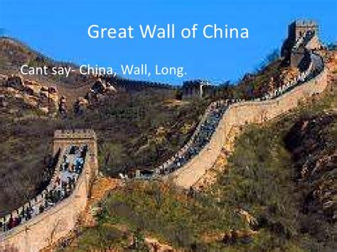 Powerpoint Taboo Great Wall Of China Powerpoint