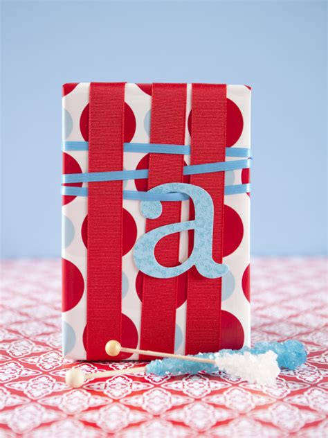 how to wrap a present dressing up a present with wrapping paper make and takes