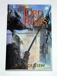 The Lord Of The Ring Sembilan Pembawa Cincin j r r tolkien bale buku bekas used bookstore