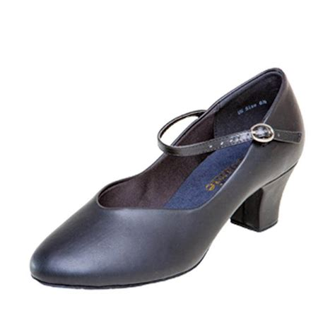 character shoes for 2 heel black carrea character shoes