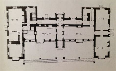 Houses Floor Plans Pictures Montacute House Floorplan Pinterest