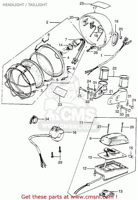 tl250 forum wiring diagrams repair wiring scheme