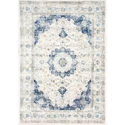 nuloom verona blue area rug reviews wayfair