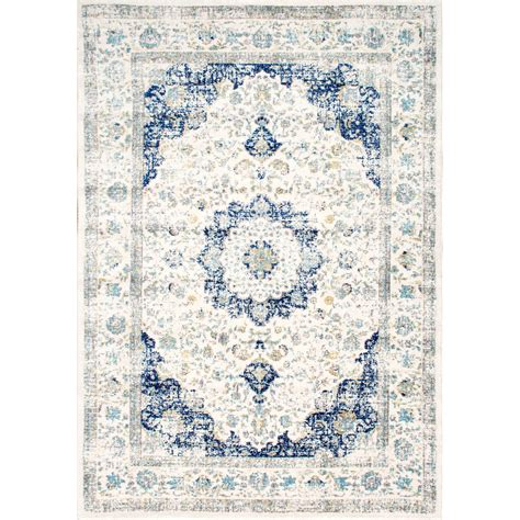 blue rugs nuloom verona blue area rug reviews wayfair