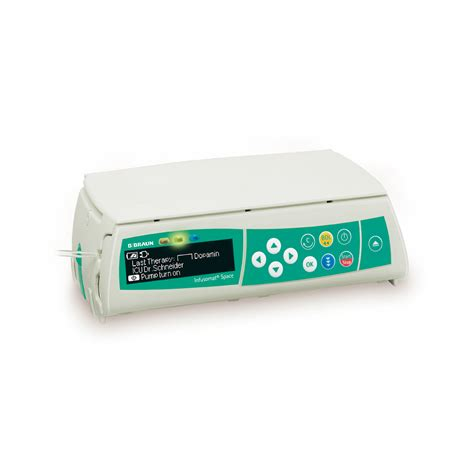 Space B b braun infusomat space infusomat space p injectomat