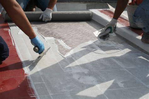 impermeabilizzare terrazzi balconi terrazze e coperture i segreti di una buona