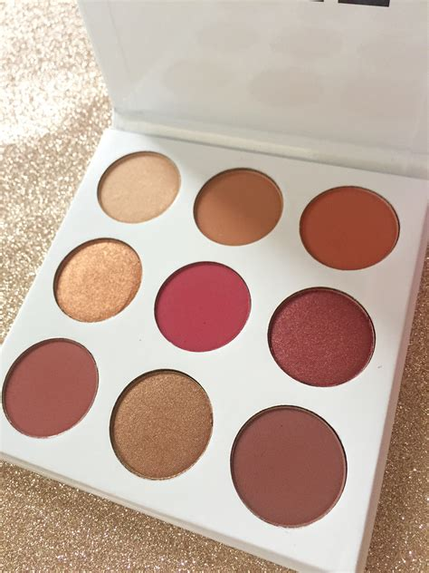 Cosmetics Burgundy Palette cosmetics the burgundy palette review thechristyleigh