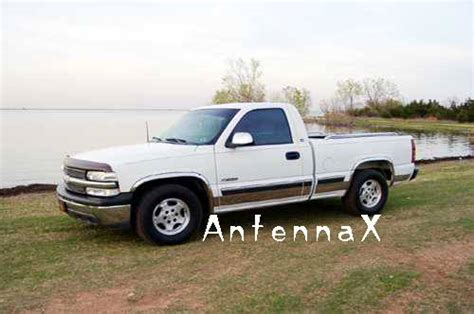 road   antenna    gmc sierra