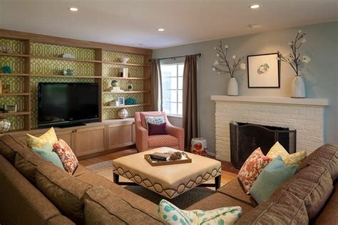 family room design with tv family tv room on inspirationde