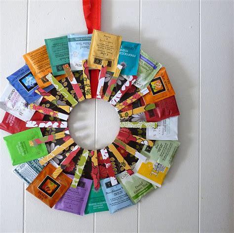 wreath crafts make a tea wreath 187 dollar store crafts