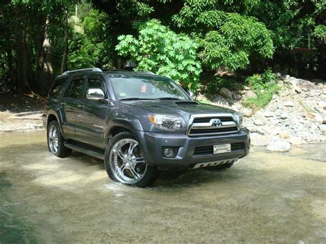 modified toyota 4runner toyota 4runner custom suv tuning