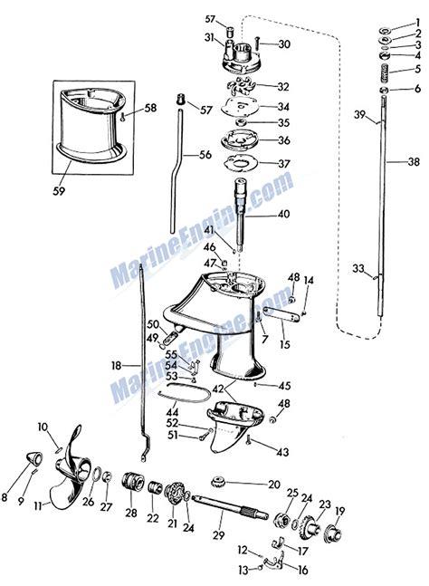 evinrude outboard parts diagram evinrude 4 hp parts diagram jeffdoedesign