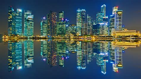 pc themes singapore financial center in singapore wallpapers and images