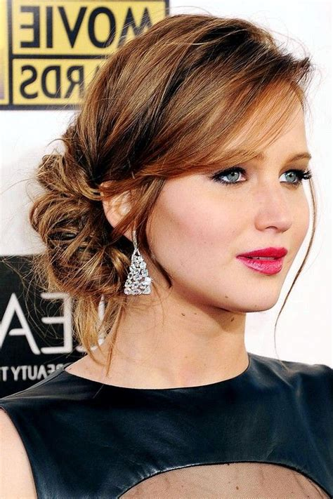 hair up styles 2015 jennifer lawrence hair color 2015 updo hairstyles and