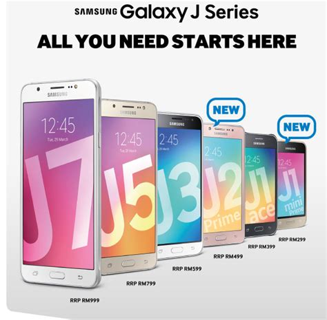 Jual Samsung Galaxy J1 Mini Garansi Resmi Samsung Sos193 samsung updates their galaxy j series with the j2 prime and j1 mini prime hardwarezone my