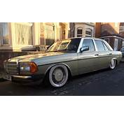 Mercedes W123 230e And My Attempt To Feel A Bit Pimp