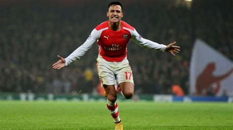 alexis sanchez performance data arsenal benefit from a more complete team performance to