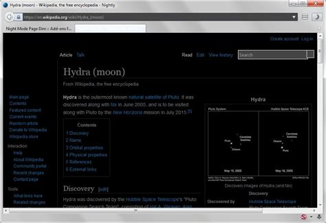 chrome night mode turn any page in a night friendly version in chrome and