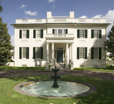 Federal Style House Floor Plans by Federal Architecture Federalist Style Architecture