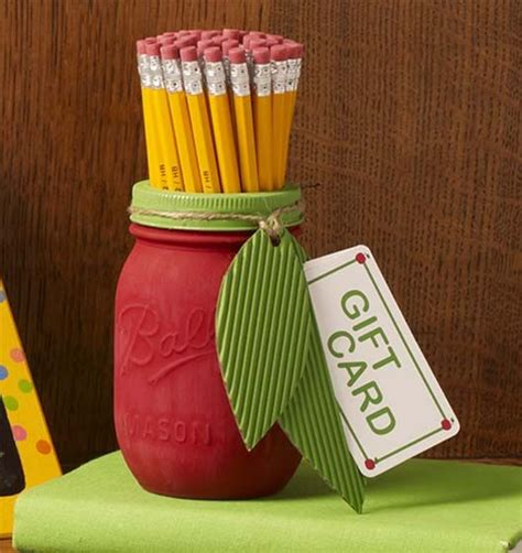 diy crafts for teachers jar for appreciation craft paint