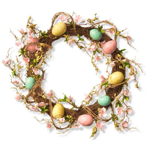 easter wreath home accents holiday 22 in black wood curl wreath with black bow a0916 604 the home depot