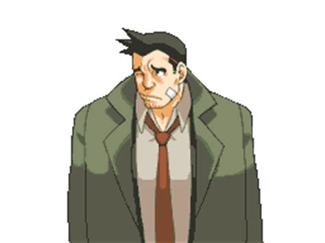 Image   Gumshoe headscratch.gif   Ace Attorney Wiki   Fandom powered by Wikia