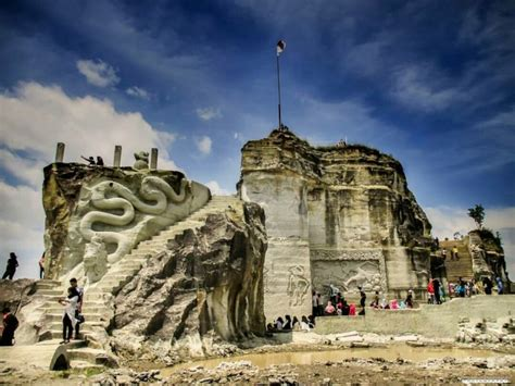 yogyakarta gencarkan promosi destinasi wisata  warta