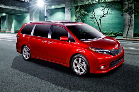 nissan sienna 2017 2018 toyota sienna review design engine release date