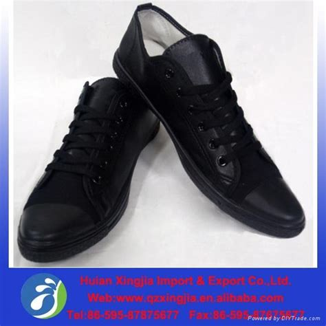 Fashion Shoes Import 18 causal vulcanized rubber shoes for v3 xj china