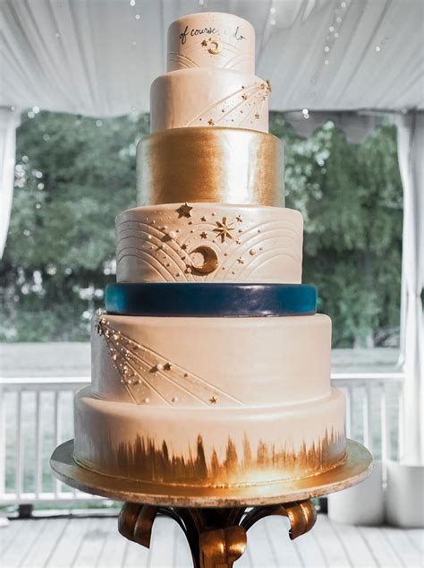 Wedding Cake Bc by Dwts Ballas Bc Jean S Bold Bohemian Inspired
