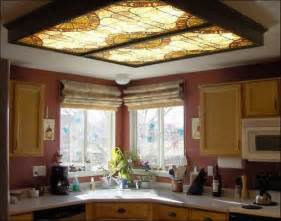 Kitchen Light Panels 21 Interior Designs With Fluorescent Light Covers Messagenote